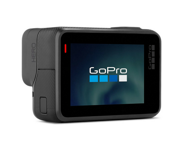 GoPro Hero - Touchscreen
