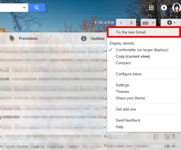 New Gmail Features