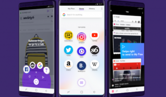 Opera Touch Browser Review– The Best One Handed Browsing Experience Yet