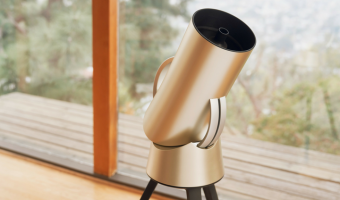 Hiuni is a Smart Telescope For Stargazing with Your Tablet