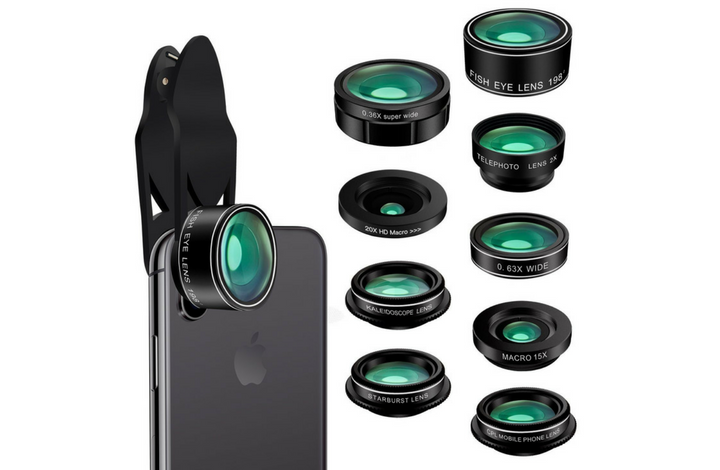 Best Mobile Lenses to Capture Creative Shots on your Smartphone - FE