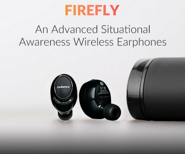 Firefly Wireless Earbuds