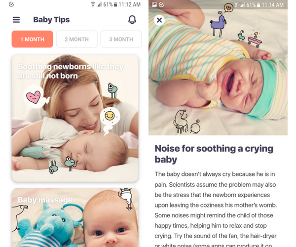 Baby Tips The Ultimate Parental Guide App Details