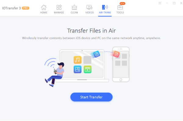 IOTransfer 3 - airtrans