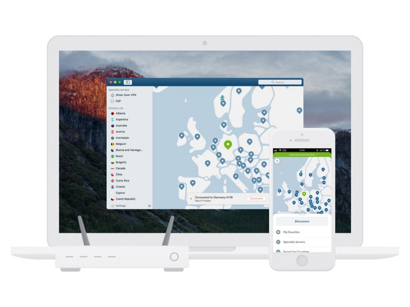 Best VPN Apps for Android - NordVPN