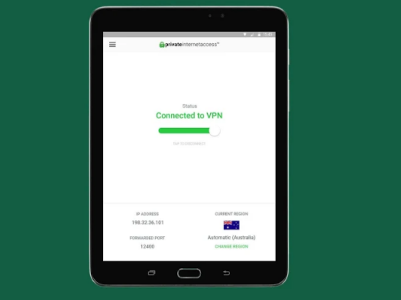 Best VPN Apps for Android - Private Internet Access VPN