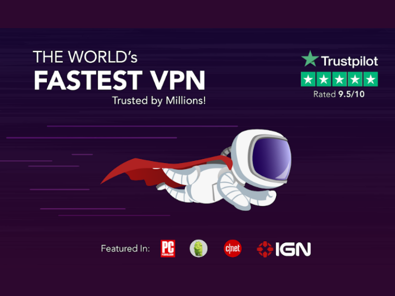 Best VPN Apps for Android - PureVPN