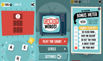 CandyWords Game Review - TATFI