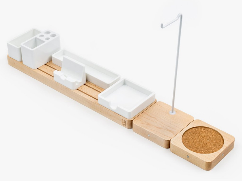 Gather desktop organizer - extended