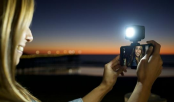 Lume Cube Lighting Kit for Smartphone - TATFI