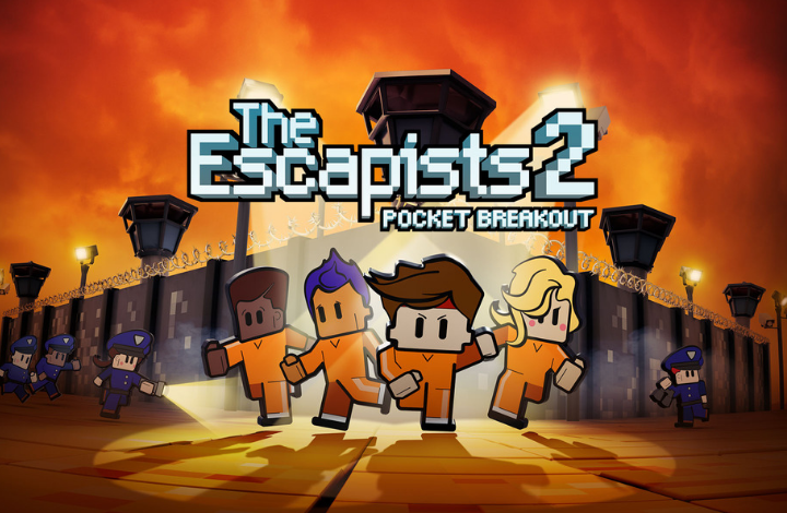 The Escapists 2 Pocket Breakout - TATFI