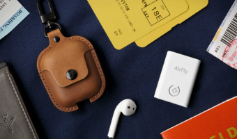 Airsnap Leather Case For Airpods - TATFI