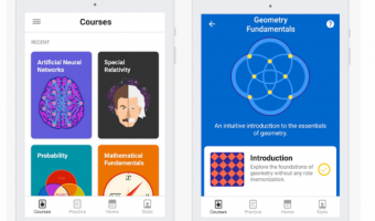 Brilliant Interactive Education App - TATFI