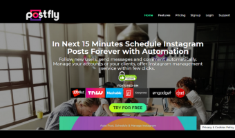 Instagram Marketing Tool – PostFly - TATFI