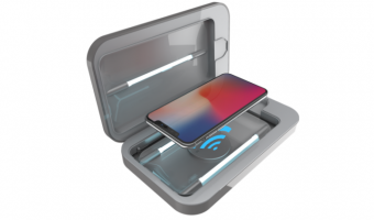 Keep Your iPhone Germ Free with PhoneSoap - TATFI