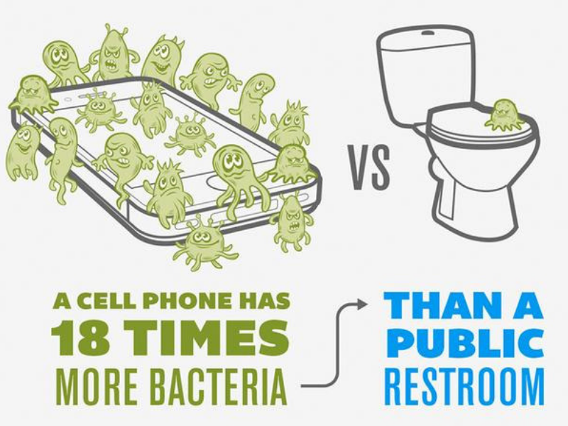 Keep Your iPhone Germ Free with PhoneSoap