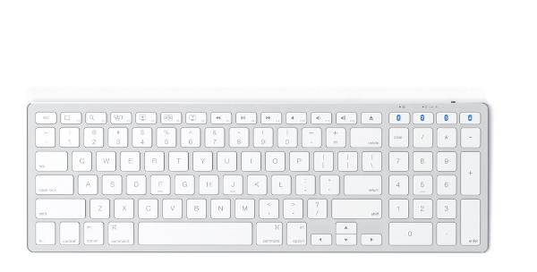 Slim Wireless Keyboard