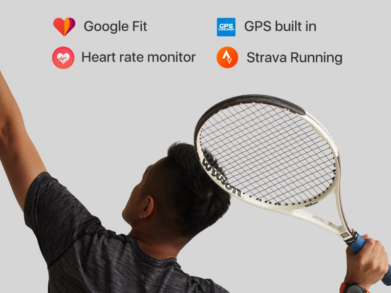 TicWatch Pro - Fitness Features