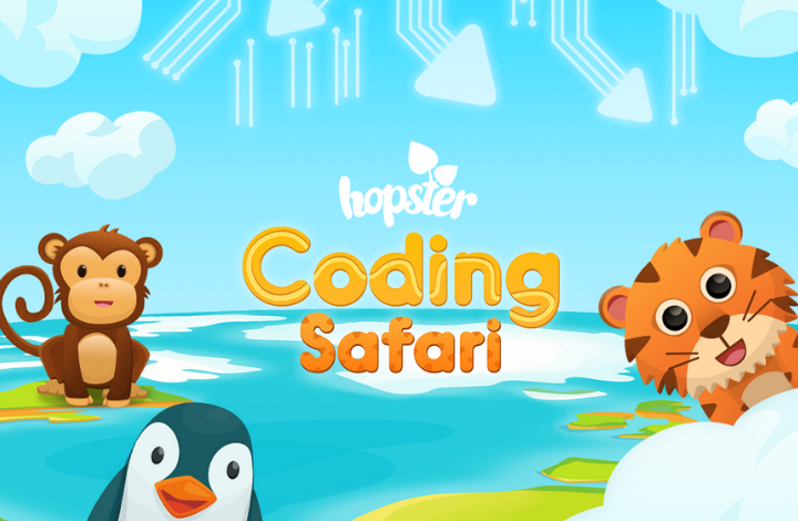 Hopster Coding Safari for Kids- TATFI