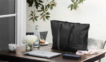 Carry Your Laptop Stylishly with HP Spectre Tech Tote - TATFI