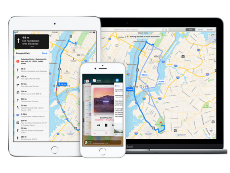 How to View Apple Maps in Offline Mode