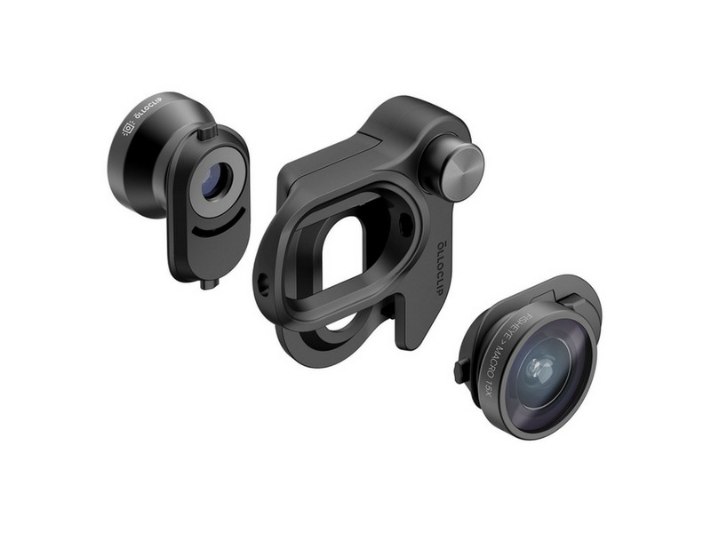 olloclip Connect X Lens types