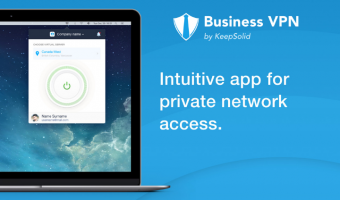Business VPN by KeepSolid - TATFI