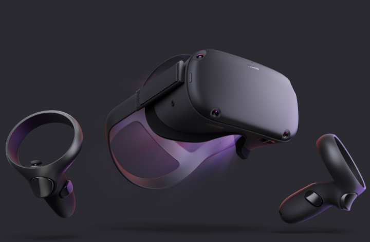 Oculus Quest VR Gaming Headset - TATFI