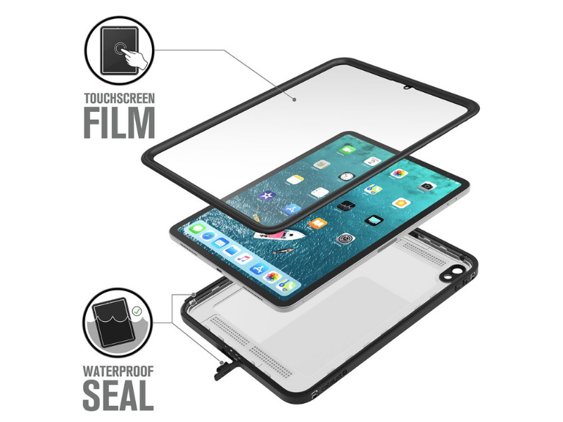 Catalyst Waterproof Cases for iPad Pro