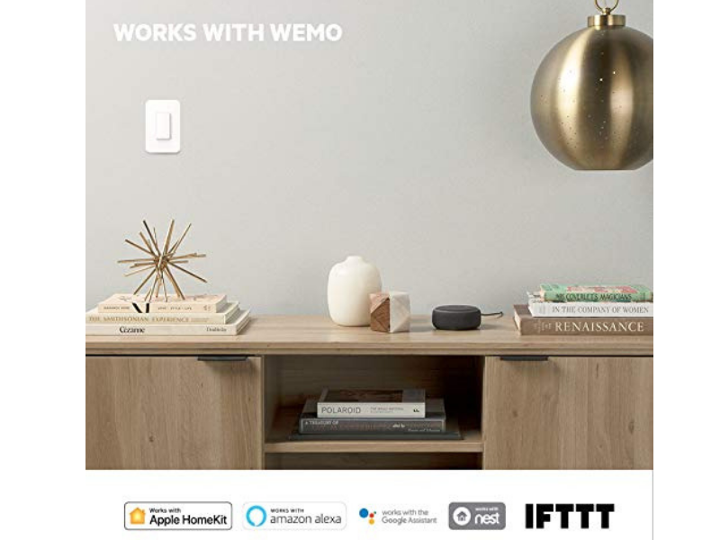 Wemo 3 Way Smart Light Switch - Compatibility