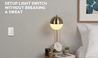 Wemo 3 Way Smart Light Switch- TATFI