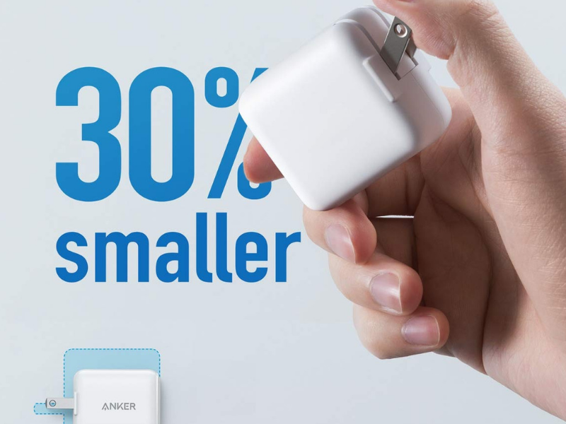 Anker PowerPort III Mini Compact Design