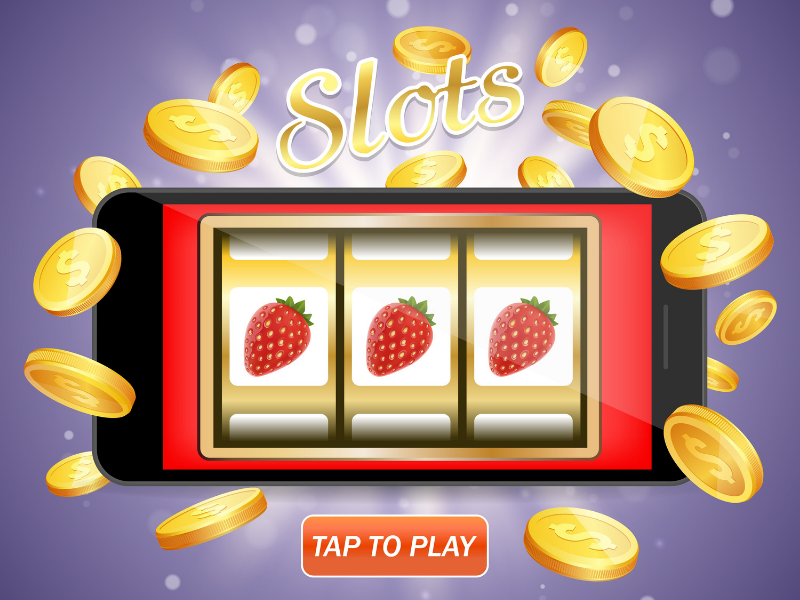 Mobile slots - free spins