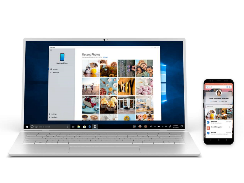 View Photos in Android on Windows PC