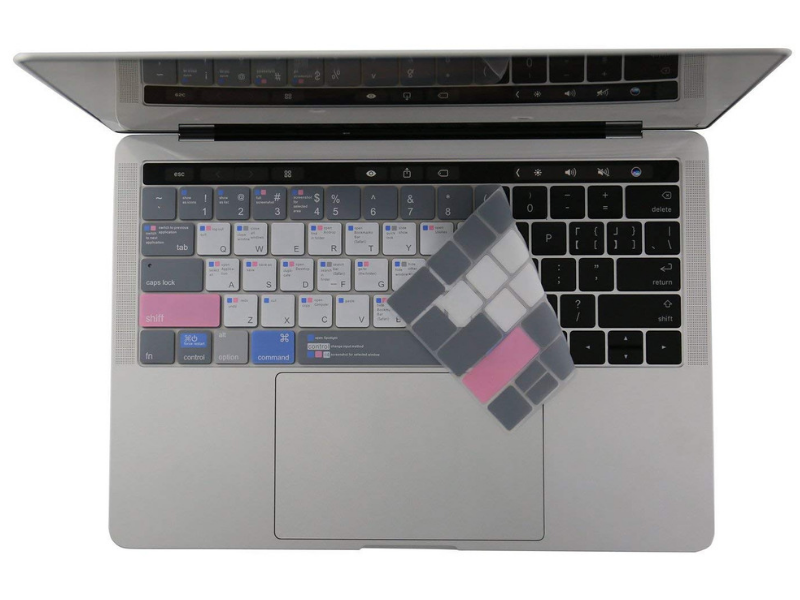 CaseBuy Keyboard Covers for MacBook Pro