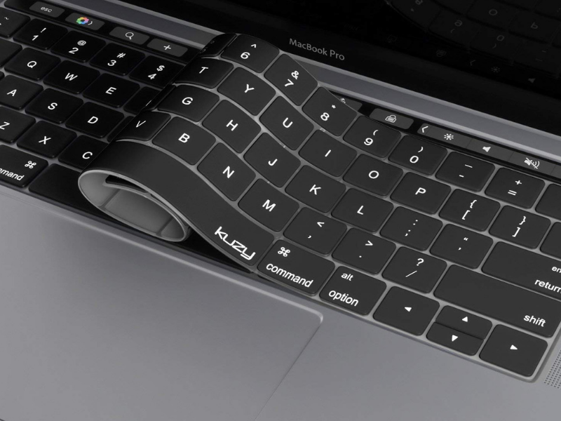 Kuzy Keyboard Covers for MacBook Pro