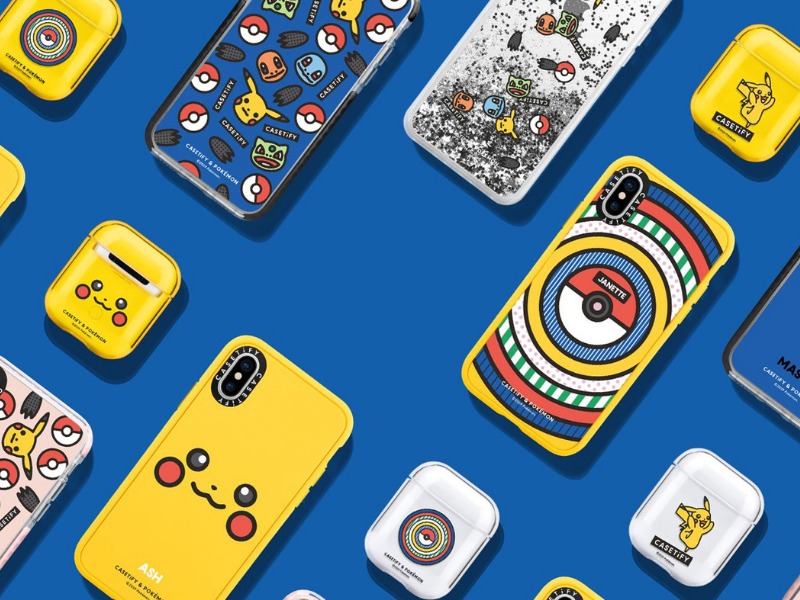 Pokémon Inspired Mac, iPhone and iPad Cases