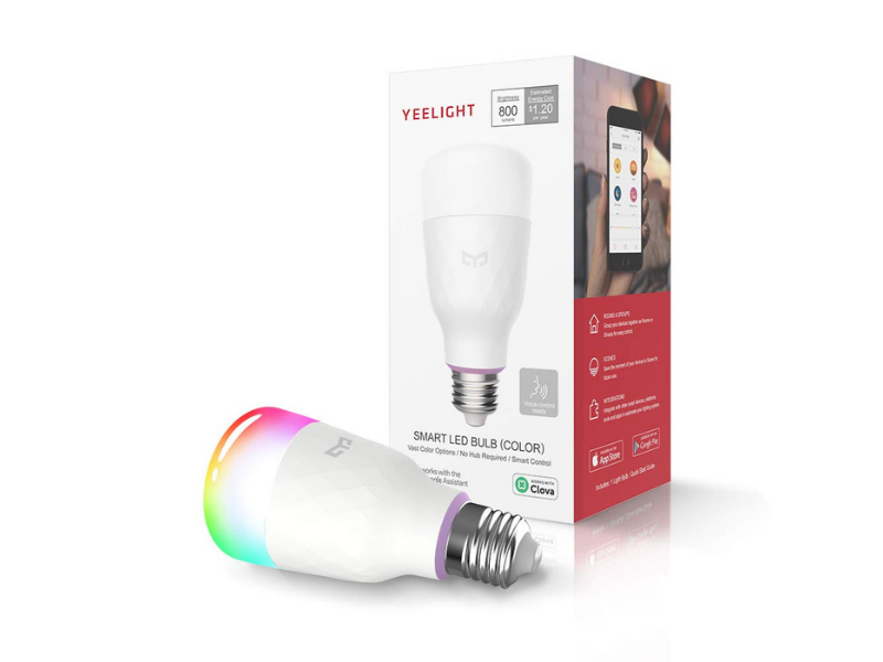 Smart Home Lighting Solutions - Smart LED Bulb