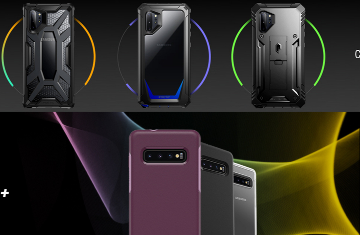 Best cases for the Galaxy S10 Plus - TATFI