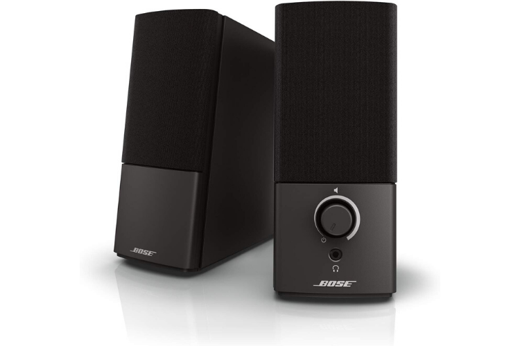 Best Gifts for Mac Users - Bose Companion Speakers