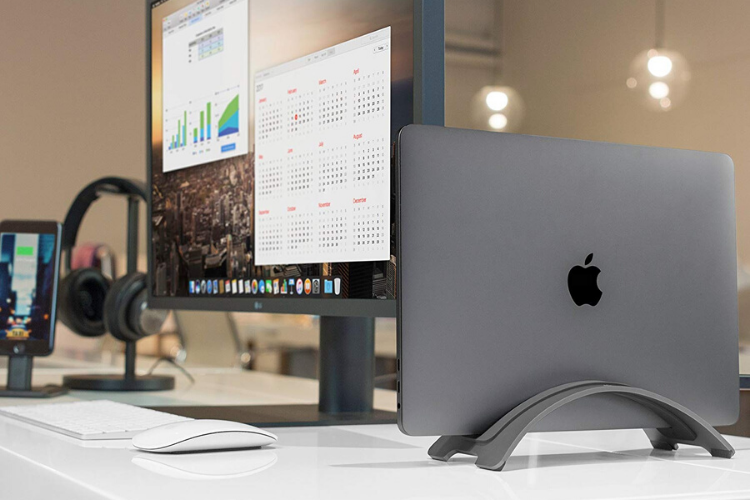 Best Gifts for Mac Users - Twelve South Bookarc Stand