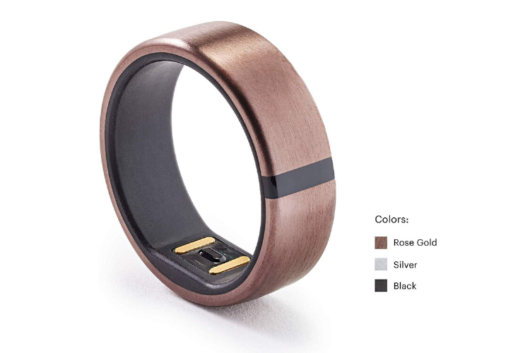 Stylish Fitness Trackers - Motiv Ring