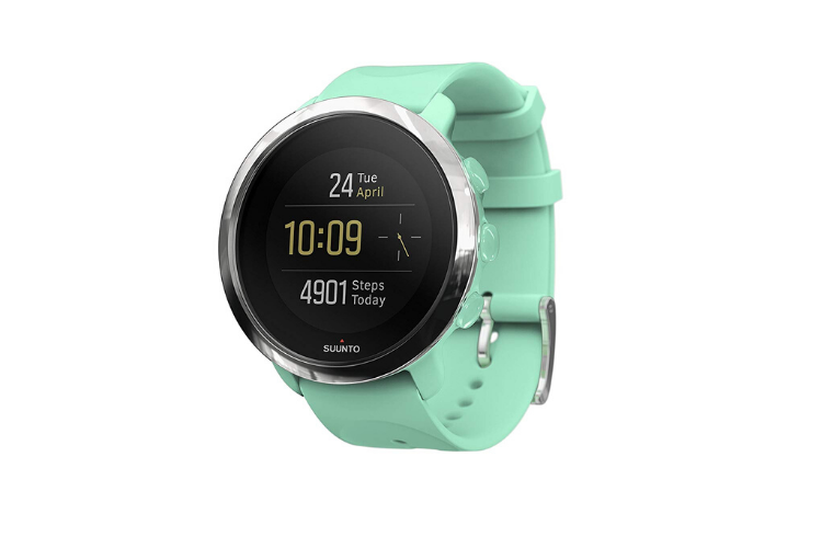 Stylish Fitness Trackers - Suunto 3 Fitness Sports Watch