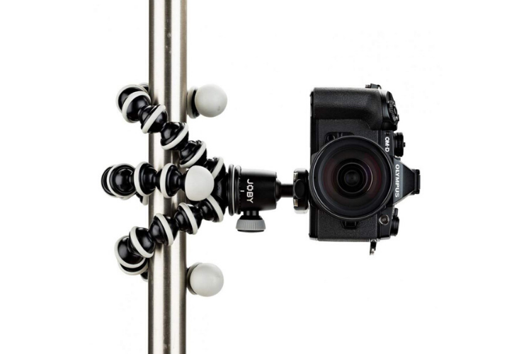 Tech Christmas Gifts 2019 - JOBY GorillaPod