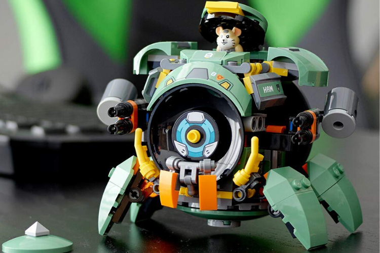 Tech Christmas Gifts 2019 - Lego Overwatch Wrecking Ball
