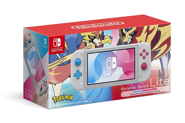 Tech Christmas Gifts 2019 - Nintendo Switch Lite