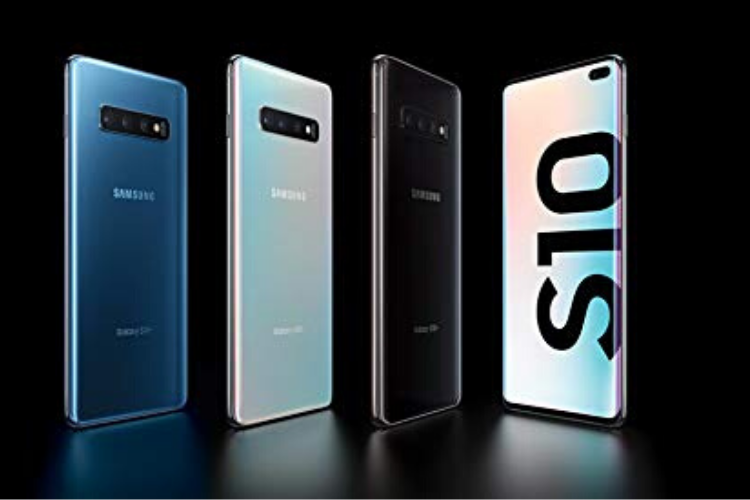 Tech Christmas Gifts 2019 - Samsung Galaxy S10