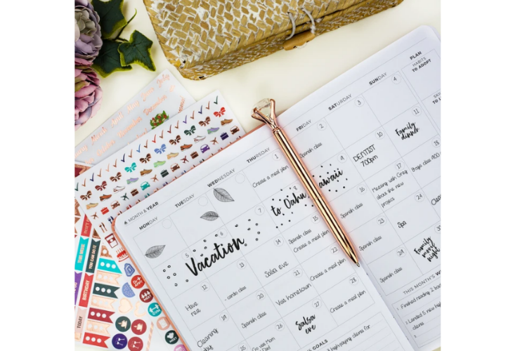 Clever Fox Planner Pages