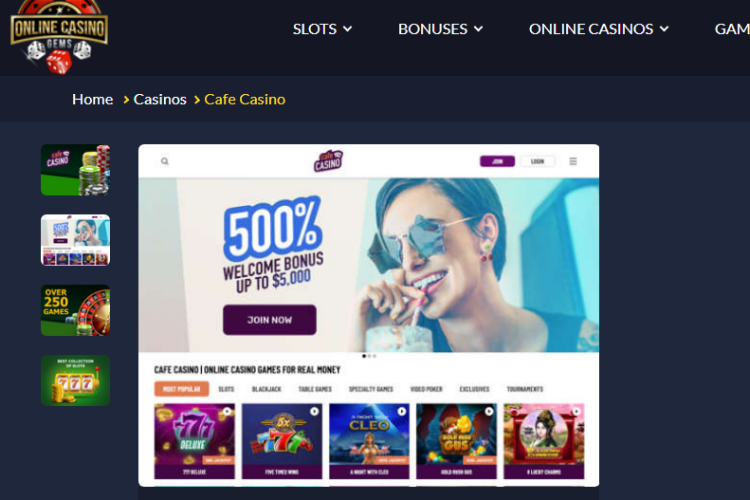 casinos that have adopted bitcoin - cafe casino