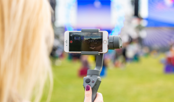 Top Gimbals for iPhone - TATFI